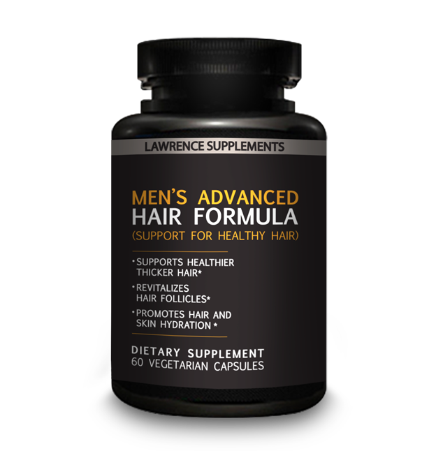 Men's Advanced Hair Formula